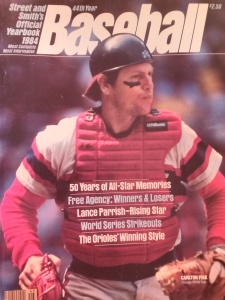 Street and Smith's 1984 Preview Issue