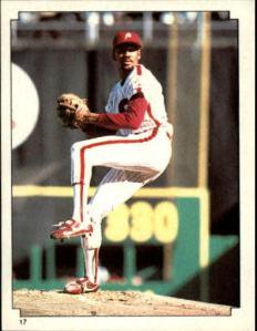 Topps-Baseball-Sticker-Yearbook-1984-Charlie-HudsonLCSPhiladelphia-Phillies-17